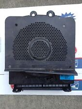 OEM BMW E60 E63 5 6 Series Sub Woofer Speaker Central Base Left Drivers