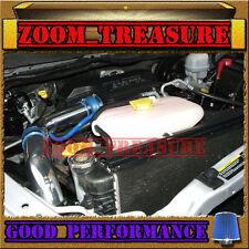 BLUE 2002-2010/02-10 DODGE RAM 1500/2500/3500 3.7L 4.7L 5.7L COLD AIR INTAKE