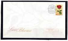 2008 Australia Love Blooms 50c Stamp FDC, Mint Condition