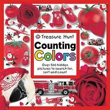 Counting Colors Priddy, Roger Board book