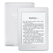 Kindle Paperwhite 2016 4GB WLAN eReader mit integrierter Beleuchtung weiß NEU