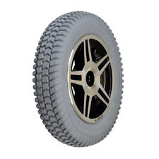 """14""""x3"""" (3.00-8) Flat-Free Drive Wheel Assembly for the Jazzy 614 and 614HD"""