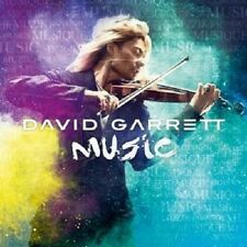 "DAVID GARRETT ""MUSIC"" CD NEU"