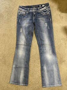 Miss Me Easy Boot Denim women jeans Size 28