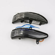 Pair Side Mirror Turn Signal Light Lamp Fits For Subaru Forester Outback Legacy
