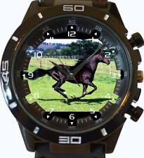 Full Stride Spanish Horse New Gt Series Sports Unisex Wrist Watch