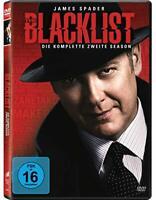 5 DVD-Box ° The Blacklist ° Staffel 2 ° NEU & OVP