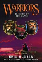 Warriors: Legends of the Clans by Erin Hunter 9780062560872 | Brand New