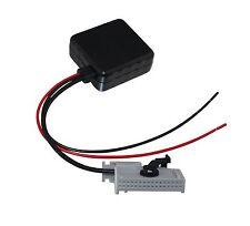 Rns-E Navigation Bluetooth Aux Input Adaptor 32-Pin Filter For Audi A4 A6 A8