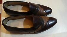 Stacey Adams size 10 Men's Slip-On leather upper Shoes FREE SHIPPING