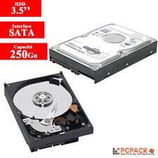 """Disque Dur Interne HDD 250 Go SATA 3.5"""" Western Digital"""