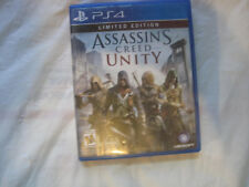 Assassin's Creed Unity~Playstation 4 PS4~Limited Edition with Add-On code~LBDVQ