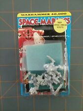 Citadel Miniatures SPACE-MARINES #7029 Space Marine Scouts . new/sealed