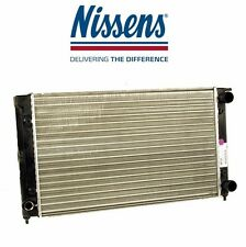 NEW Radiator Nissens 321121253AL For: VW Scirocco Cabriolet Golf Jetta Rabbit
