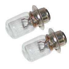 Pair 12 Volts 80/80 Watt Head Light Lamps Bulb 2 Unit for Tractor