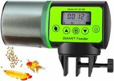 200ML Automatic Fish Food Aquarium Feeder Smart Vacation Pet Timer LCD Display