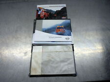 03 NISSAN MICRA K12 OWNERS MANUALS