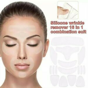 Facial Anti-Wrinkle Patches for Smoothing Eye Mouth Forehead Wrinkles Face Pads