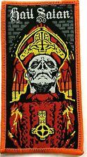 More details for ghost - papa emeritus - woven patch sew on rare b.c. aufnäher écusson parche