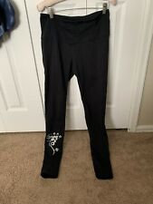 athleta small tall pants Leggings Flower Pattern