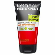 L'Oreal Paris Men Expert Pure Power Volcano Face Wash 150ml x 3