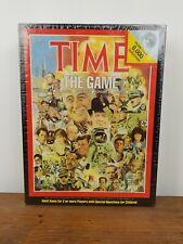 Nuevo En Caja tiempo el juego 1983 juego de mesa USA Made by John n hansen Co.