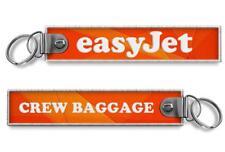 Easyjet Logo Woven Keychain