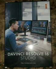 Blackmagic Davinci Resolve USB Dongle License Resolve 16 Studio