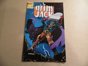 Grimjack #39 (First Comics 1987) Free Domestic Shipping