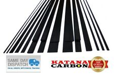 1 x Carbon Fiber Strip Pultruded 4mm Thickness x 20mm Width x 1000mm