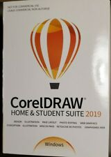 CorelDRAW Home & Student Suite 2019 Windows - KEY CODE ONLY