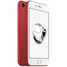 Apple iPhone 7 (PRODUCT) RED - 128GB - (CDMA + GSM) UNLOCKED ~ New & Sealed!