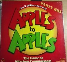 Apple to Apples Party Box Game of Hilarious Comparisons - NEW and SEALED
