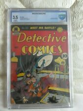 Detective Comics #63 CGC,cbcs 3.5 cream - OW Pages FRED RAY JERRY ROBINSON COVER