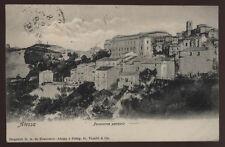 cartolina ATESSA panorama parziale
