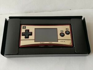 Faceplate skin Game Boy Micro Famicom 1P Pad Nintendo Japan Boxed set-c0805-