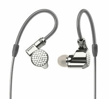 Sony IER-Z1R Canal Earbud Headsets - Silver