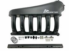 Aluminum Intake Manifold for BMW N52 B30 3.0L 125i 128i 130i 325i 328i 330i 530i