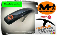 Mudhugger MTB Front Mudguard for Suspension Mountain Bike - Race