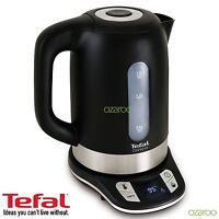 Tefal precisa Digital Control de temperatura Hervidor 3000W Cocina Hogar 1.5l -