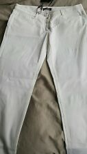 DOLCE GABBANA WOMENS WHITE JEANS NEW WITH TAGS