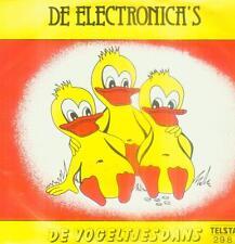 """7"""" Electronica´s/De Vogeltjesdans (NL)"""