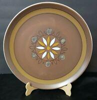 Casual Ceram Mid Century Stoneware Dinnerware Ballet Pattern Japan Platter