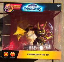 Figurine Master Skylanders Imaginators Sensei Legendary Tri-Tip NEUF