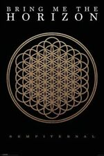 Bring Me The Horizon Sempiternal Album Cover BMTH Poster