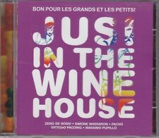 JUSI IN THE WINE HOUSE - same  CD