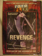 Revenge Of The Bushido Blade aka Last Reunion DVD NEW