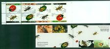 Israel 1994 Insects Beetles Booklet Bale B27
