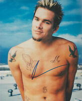 MARK McGRATH Signed 8x10 Photo Autograph w/ COA AUTO Sugar Ray Lead Singer