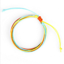 Fashion Best selling hand-woven bracelet color mixed bracelet bracelet Yellow